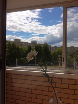 Апартаменты с балконом на сутки - Фото 3