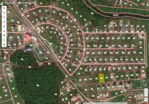 Папино. Земельный участок 15(+15) соток в жилой деревне Орехово. - Фото 4