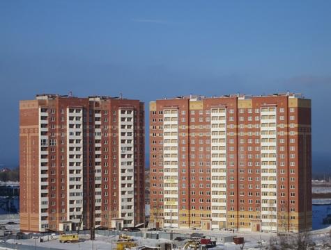 Продажа двухкомнатной квартиры площадью 62.11 кв.м. в построенном доме - Фото 1