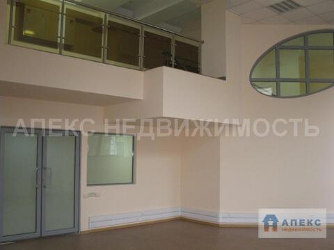 Аренда офиса 392 м2 м. Бауманская в бизнес-центре класса В в Басманный - Фото 3