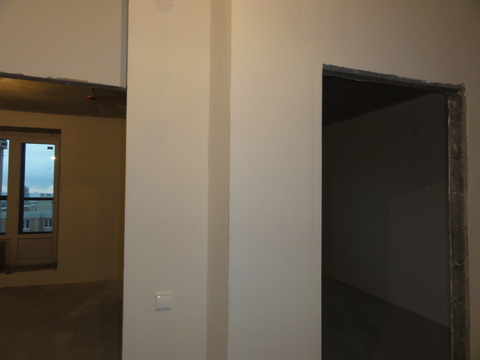 Однокомнатная видовая квартира в новом доме в парке Сосновка - Фото 5