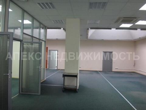 Аренда офиса пл. 182 м2 м. Преображенская площадь в бизнес-центре . - Фото 2