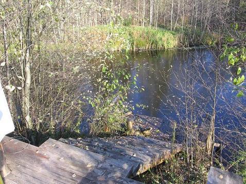 Красивая усадьба у озера в Гатчинском районе 70 км от Санкт-Петербурга - Фото 5