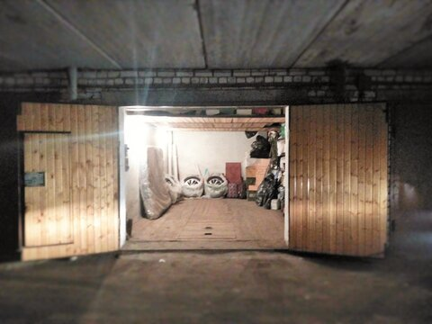 Прекрасный гараж ГСК Заря-2 - Фото 1