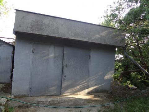 Ж/б гараж на 0,5 сотки земли, Гаспра - Фото 1