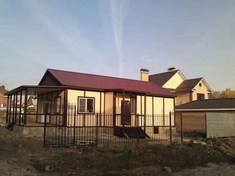 Новый дом на берегу оз.Смолино - Фото 1