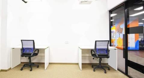 Сдается офис - рабочее место 5 м2, г. Ступино - Фото 1