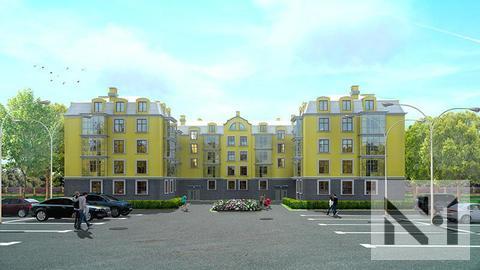 2-х к. кв. 81 м2 в доме бизнес-класса в г.Пушкин - Фото 3