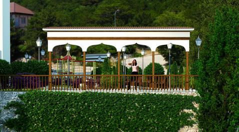 Продам 3-х ком. квартиру 62,2 м2 в пос. Кореиз, Ялта, с видом на море - Фото 5