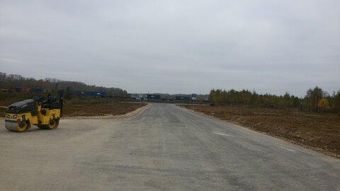 Участок 5 Га с центральными коммуникациями в 67 км по Киевскому шоссе - Фото 1