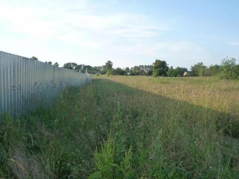 Продается участок 14 соток в д.Лобаново, Новорижское шоссе, 15 км. . - Фото 4