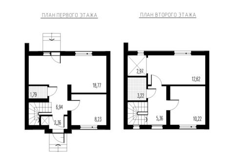 Продажа квартиры в таунхаусе