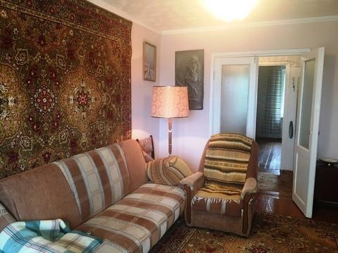 3-х комнатная квартира общ.пл.61 кв.м.3/5 кирп.дома г.Струнино - Фото 1