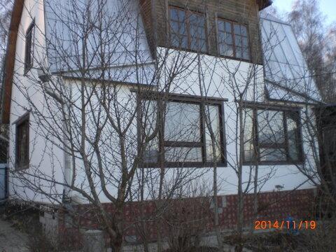 СНТ новая Москва, блочный дом, 30км, 6,5 сот, крайний к лесу, Варшавск - Фото 3