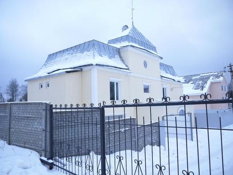 Сдается дом в пос. Белоостров, 600м2, 5 с\у, 10 сот - Фото 1