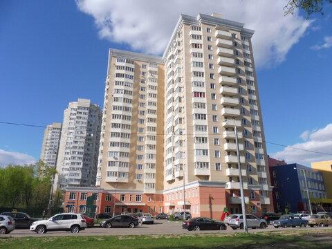 Продается 2 ком кв-ра в новом доме 3-я Филевская ул, д 6к2 - Фото 1
