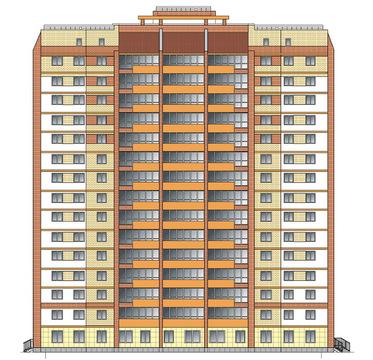 Продажа 1-комнатной квартиры, 42.04 м2, г Киров, Маклина, д. 60а, к. . - Фото 3