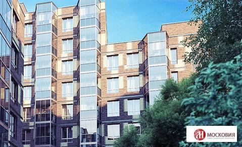 2-комн. квартира 55 м2 с панорамными окнами, Апрелевка, Киевское ш. - Фото 5