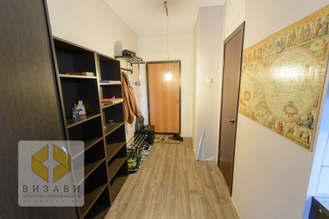 1к квартира 48 кв.м. Звенигород, Супонево, корп. 3 - Фото 5
