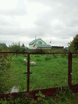 СНТ Фоминское, 6 сот, ухожен, огорожен, колодец, 58 км от МКАД - Фото 1