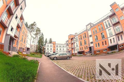 Продается 3-х к. квартира у озера Красавица (Зеленогорск) - Фото 4