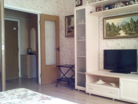 Однокомнатная квартира в новом доме Подольска, с мебелью и ремонтом - Фото 4
