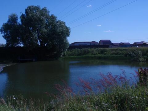 Продается участок 10 соток, Раменский район, д. Малышево, ул. Красная. - Фото 2