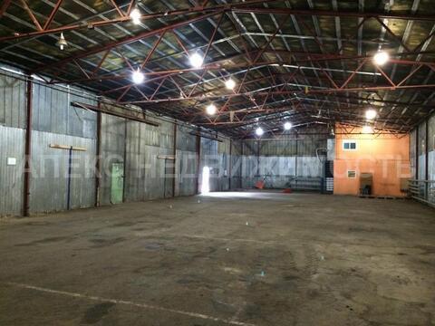 Аренда помещения пл. 825 м2 под склад, производство, м. Царицыно в . - Фото 1
