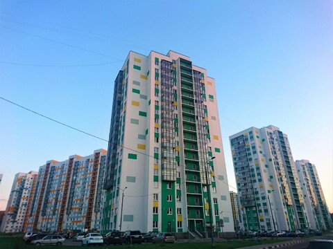 Продажа 2 комнатной квартиры на улице 1-й Рупасовский переулок 11а - Фото 2
