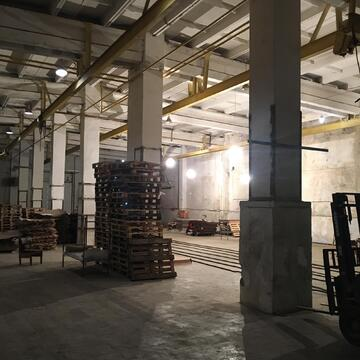 Сдается теплое складское помещение 5700 кв.м 30 км от МКАД Калужское ш - Фото 4