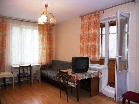 Однокомнатная квартира в Бибирево. Длительно - Фото 1