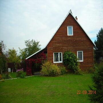 Сдам дом в посёлке Мещерское - Фото 1