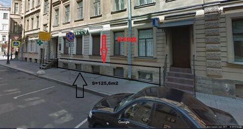 Продам торговое помещение 126 кв.м, м. Площадь Восстания - Фото 1
