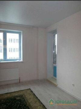 1 комнатная квартира в новом доме с ремонтом, ул. Геологоразведчиков - Фото 1