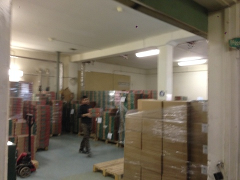 Аренда склад-производство под пищевое - Фото 1
