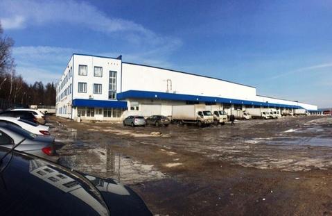 Складской комплекс класса В+ 6000 м2 в Видном, 2 км. от МКАД - Фото 1