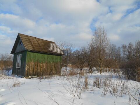 """Д.Волынь СНТ """"Рассвет"""" небольшая деревянная дача - Фото 4"""