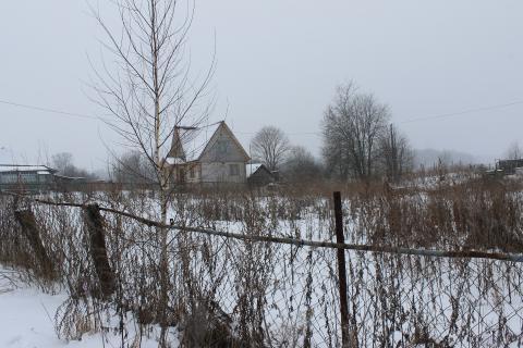 9.5 сотки в д. Глотаево Домодедовского района - Фото 5