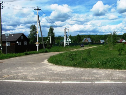 Старый дом с участком 31 сотка в деревне есть прописка - Фото 3