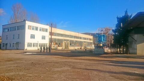 Продается производственная работающая база г. Инкерман - Фото 4