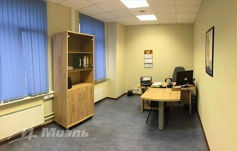 Сдам офисную недвижимость (класс В+), город Москва - Фото 4