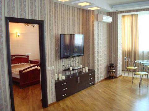 Шикарная квартира на Шмитовском - Фото 1