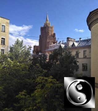Сдам комнату в 6-комнатной квартире, Карманицкий переулок - Фото 3