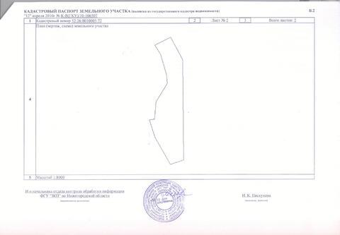 10 000 000 Руб., Участок на Гребном канале, Промышленные земли в Нижнем Новгороде, ID объекта - 201242654 - Фото 1