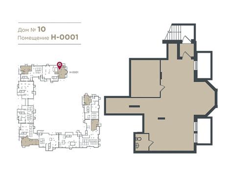 Продается помещение 85.6 кв.м, м.Митино - Фото 1