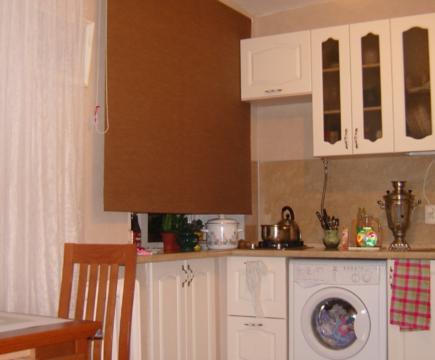 Сдам квартиру, евродвушка (кухня-гостиная+спальня). Хороший ремонт. . - Фото 2
