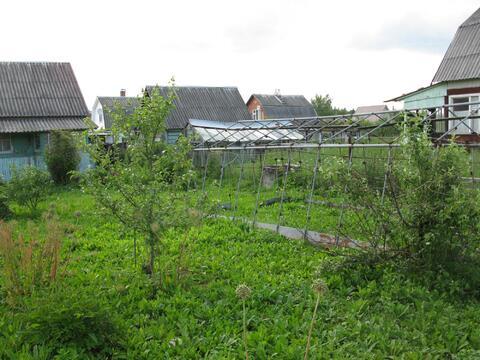 Хороший участок 6 соток с домиком свет и колодец 45 км от МКАД Киевка - Фото 4