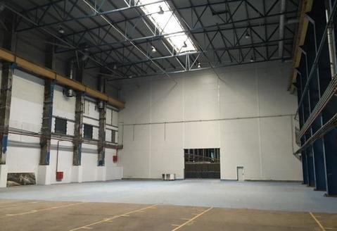 Сдам производственный комплекс 16 000 кв.м. - Фото 3