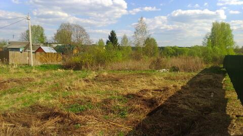 Продаётся земельный участок в черте г. Солнечногорска - Фото 1