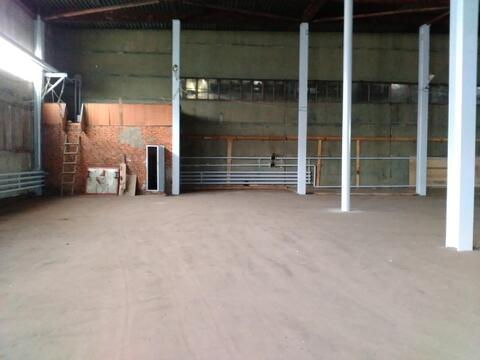 Производственно-складское помещение 440 кв.м - Фото 2